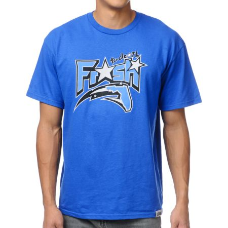 Local Legends Fresh Blue Tee Shirt
