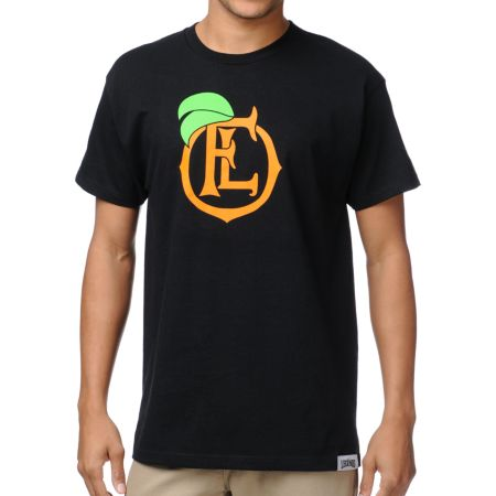 Local Legends Florangerida Black Tee Shirt
