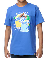 Local Legends Of The Fall Blue Tee Shirt