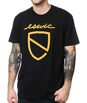 Eswic Icon Black Tee Shirt