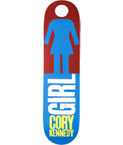 Girl Kennedy Real Big 8.0 Skateboard Deck