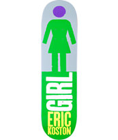 Girl Koston Real Big 8.25 Skateboard Deck