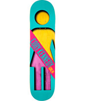 Girl Kennedy Half And Half 8.0 Skateboard Deck