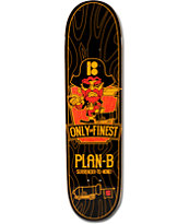 Plan B Only The Finest 7.625 Mini Skateboard Deck
