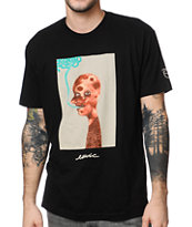 Eswic Two Face Black Tee Shirt