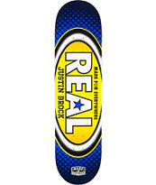 Real Brock Made For Everywhere R1 8.18 Skateboard Deck
