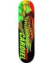 Anti Hero Cardiel Irie 8.1 Skateboard Deck