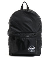 Herschel Supply Packable Daypack Black Backpack