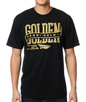 Benny Gold Golden Black Tee Shirt