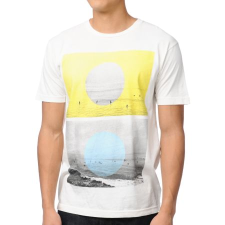 Freedom Artists Blackball White Tee Shirt