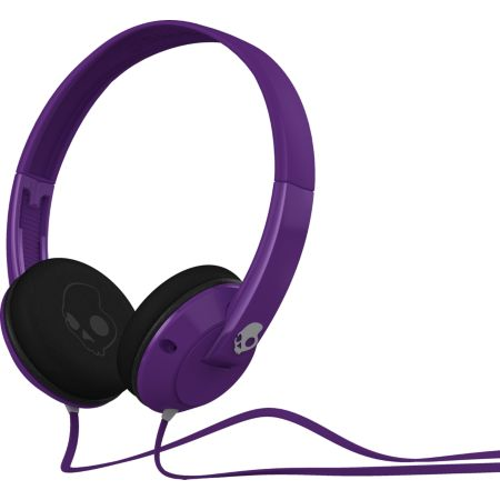 Skullcandy Uprock Athletic Purple Headphones