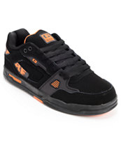 Globe Lock Black, Night & Orange Skate Shoe