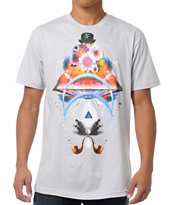 Imaginary Foundation Andromedan Silver Tee Shirt