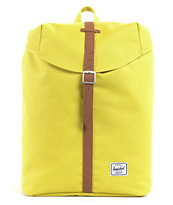 Herschel Supply Post Lime Backpack
