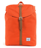 Herschel Supply Post Orange Backpack