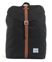 Herschel Supply Post Black Backpack