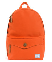 Herschel Supply Sydney Camper Orange Backpack
