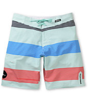 Imperial Motion Rufus Mini Mint 20 Board Shorts
