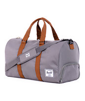 Herschel Supply Novel Grey Duffel Bag