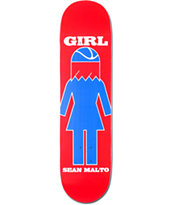 Girl Malto Throwback 8.125 Skateboard Deck