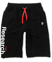 LRG CC Black Sweat Shorts