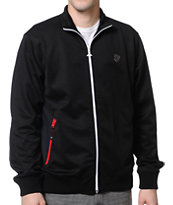 LRG CC Black Track Jacket