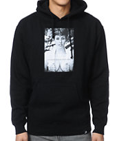 Primitive Worldwide Black Pullover Hoodie