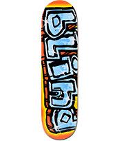 Blind poker skateboard