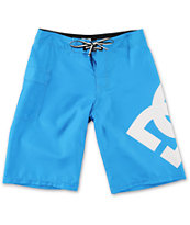 DC Lanai Blue Boys Board Shorts