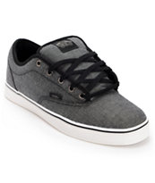 Vans AV Era 1.5 Chambray Black Skate Shoe