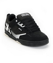 Etnies x Metal Mulisha Cartel Black & White Shoe