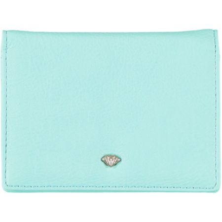 Diamond Supply Bi-Fold Mint ID Wallet