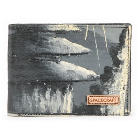 Spacecraft B Ross Bifold Wallet