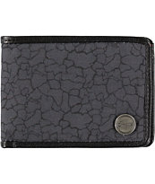 Empyre Bonneville Grey Crackle Bifold Wallet