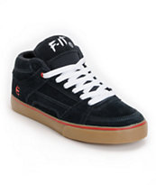 Etnies F-IT RVM Ben Lewis Black BMX Shoe