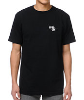 Volcom Eating Brains Black Tee Shirt