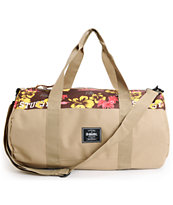 Herschel Supply x Stussy Sutton Khaki Duffle Bag