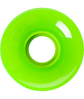 OJ III Hot Juice Mini 55mm Green Cruiser Wheels