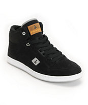 Praxis Falcon High Black, Grey, & Chamude Skate Shoe