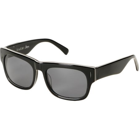 RAEN Optics Lenox Black & White Polarized Sunglasses