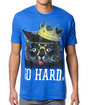 A-Lab Big Kat Blue Tee Shirt