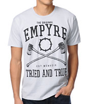 Empyre Tried And True Silver Grey Tee Shirt