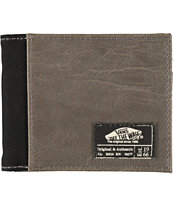 Vans Rutledge Cement Bifold Wallet