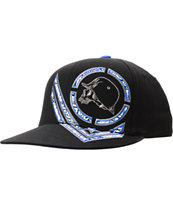 Metal Mulisha Alert Black & Blue Flexfit Hat