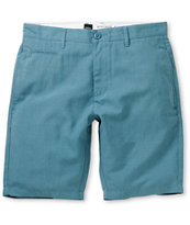 RVCA Marrow Blue Chino Shorts