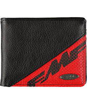 FMF Block Black & Red Bi-fold Wallet