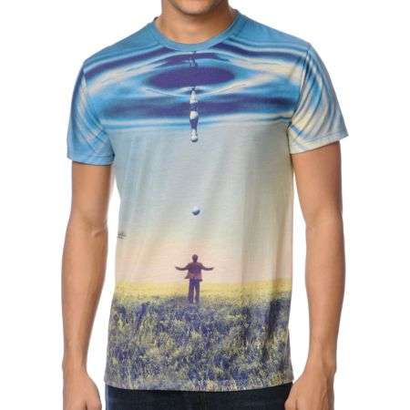 Imaginary Foundation Droplet Sublimated Tee Shirt