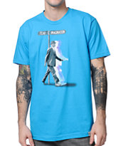 Imaginary Foundation Direction Turquoise Tee Shirt