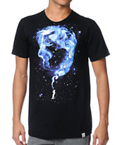 Imaginary Foundation Anthropic Black Tee Shirt
