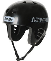 Pro-Tec Classic Full Cut Black Skateboard Helmet